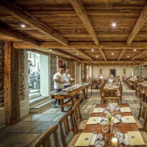 La Chaumière | Ristorante - Bistrot & Gourmet, Courmayeur (AO)